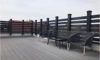 Durata de viaţă de 10-25 ani la profilele WPC pentru terasă şi gard Costul total al