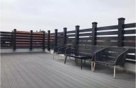 Durata de viaţă de 10-25 ani la profilele WPC pentru terasă şi gard