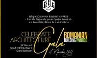 Save the date! 6 noiembrie JW Marriott Grand Hotel București – Finala RBA 2017 urmată de