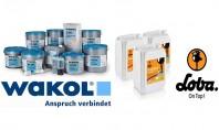 Decolandia distribuie produsele Wakol si Loba Decolandia ofera si produse pentru montaj de la Wakol.