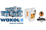 Decolandia distribuie produsele Wakol si Loba