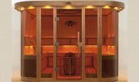 Saune pline ochi cu accesorii! Producatorul suedez TYLO produce toate tipurile posibile de saune de peste
