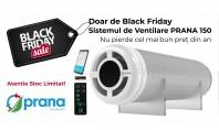 Black Friday pentru interioare sănătoase Cumpără recuperatorul PRANA la cel mai bun preț din an Această