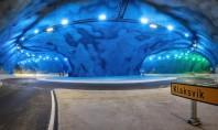 Primul sens giratoriu subacvatic din lume este în acelaşi timp o operă de artă Sensul giratoriu
