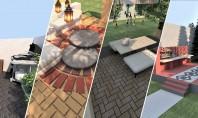 Grădina contemporană de inspirație orientală În acest articol ne dorim să îți propunem un alt stil