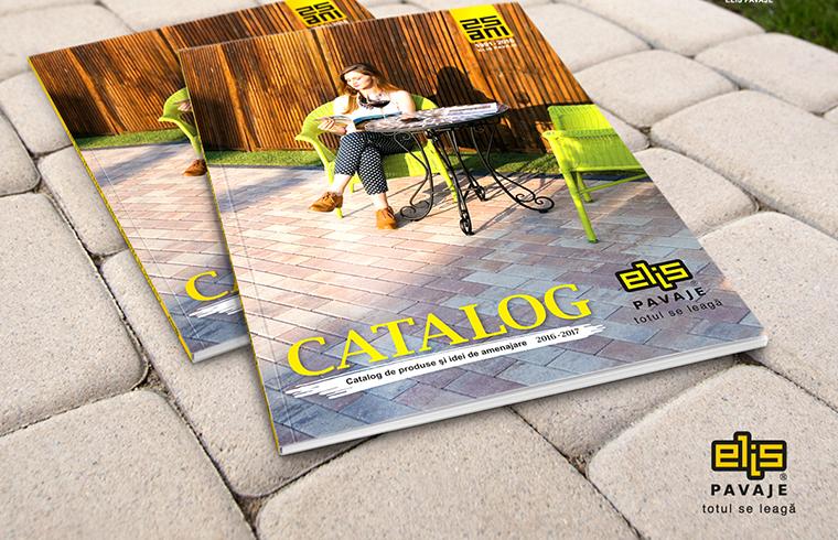 Elis Pavaje lanseaza un nou catalog de produse, valabil pentru perioada 2016-2017