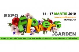 Vezi care sunt tendinţele în grădinărit din această primăvară la Expo Flowers & Garden