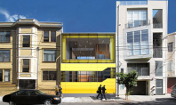 Spatiul magazinului Minna Dream un vechi atelier auto reamenajat Echipa de la Interstice Architects a transformat