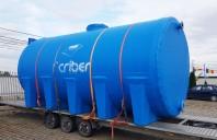 Soluția 1st Criber pentru stocarea detergenților și a altor substanțe din industria chimică