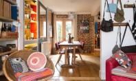 O casa englezeasca cu accente punk Casa artistului Shauna Stanton si a familiei ei este la