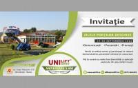 Zilele Portilor Deschise la Unilift: aniversarea a 5 ani de activitate inseamna promotii, concursuri, demonstratii, prezentari si consultanta!