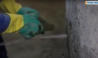 Stoparea infiltrațiilor sub presiune  Peneplug poate fi folosit intern sau extern ca mortar hidroizolant sau unde este necesara o stopare rapida si puternica a scurgerii apei. Peneplug poate fi