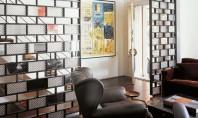 Peretii de compartimentare decorativi - perfecti pentru o camera de zi moderna Pentru amenajarile de interior