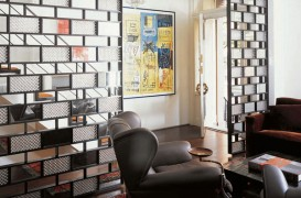 Peretii de compartimentare decorativi - perfecti pentru o camera de zi moderna