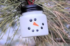 De la borcan la om de zăpadă