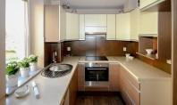 Sfaturi practice pentru amenajarea unei bucătării mici sau a unei chicinete
