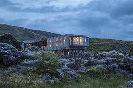 Hotelul Ion din Islanda, o destinatie pentru aventurieri