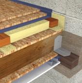 Structurile uşoare din lemn pot avea probleme în ceea ce priveşte izolatia FONICA acest lucru poate