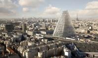 Primul zgârie-nori din Paris din ultima jumătate de secol Regula s-a aplicat doar pentru constructiile din