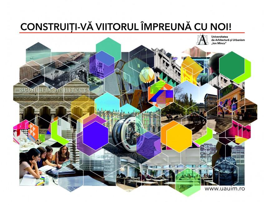 """9 programe de studii universitare la Universitatea de Arhitectură și Urbanism """"Ion Mincu"""""""