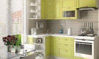 Amenajarea functionala a unei bucatarii Bucatariile se pot organiza in cateva moduri relativ simple si usor