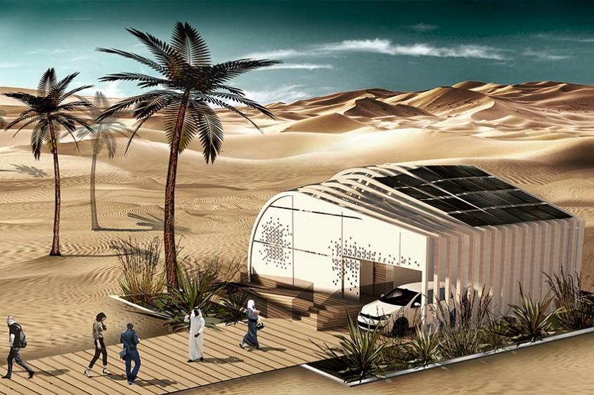 EFdeN lansează noul concept de casă solară EFdeN Signature
