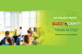 Se apropie BuzzCamp Cluj! Te-ai inscris?