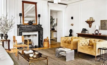 Lectii de design aplicate intr-un apartament din Manhattan
