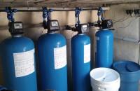 Despre eliminarea fierului si manganului din apa Pentru eliminarea fierului si manganului din apa se folosesc diferite medii de filtrare, cum ar fi: mediul filtrant PYROLOX, mediul filtrant BIRM, mediul filtrant ECOMIX.
