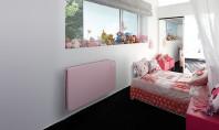 Calorifere vesele pentru camere de copii cu panou de lemn MDF! Niciodata nu ati vazut atat