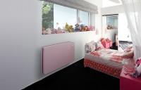Calorifere vesele pentru camere de copii, cu panou de lemn MDF!