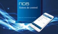 Sistemul de control RD5 Sistem de control de mare precizie.
