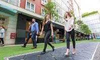 Prima stradă din lume care recoltează energie din pașii trecătorilor! Un drum prea putin folosit din