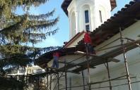 """ExpoTest Construct a luat parte la restaurarea Bisericii """"Sfanta Sofia"""" - Floreasca, Bucuresti"""