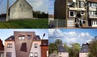 Arhitectura neobișnuită a caselor din Belgia Urât sau reconfortant? Incurajat de succesul din online Coudenys care