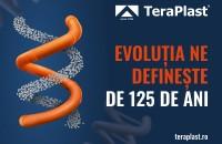 TeraPlast aniversează 125 de ani de evoluție