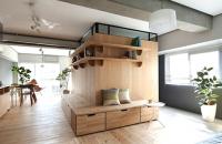 O noua camera in apartament definita cu ajutorul mobilierului