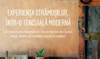 Experienta stramosilor intr-o tencuiala moderna Cel mai vechi material de constructie din lume lutul revine in