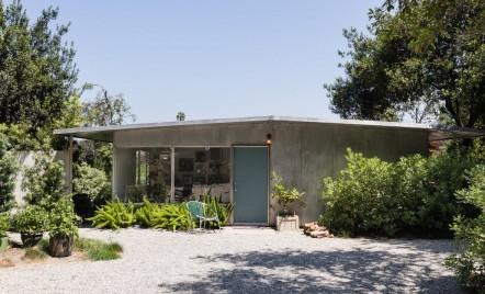 O casă prefabricată unică în lume construită de Henry Dreyfuss