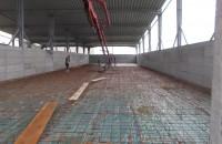 Cum a fost folosit Penetron Admix la un depozit de cereale din Covasna Cu o suprafata totala de 1.680 de metri patrati si aproximativ 300 de metri cubi, radierul depozitului de cereale din localitatea Araci, judetul Covasna, a fost