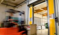 Usi rapide din PVC cu deschidere pe orizontala In 1984 Butzbach a lansat in productie prima