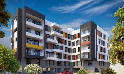 Impermeabilizare complex 17 Residence din cartierul Dristor, Bucuresti