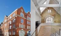 Sase apartamente deosebite intr-un vechi depozit Biroul de proiectare londonez Emrys Architects a realizat solutia de