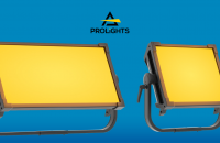 Control total al luminii cu noile soflighturi LED Prolights
