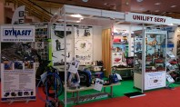 Unilift Serv - Impresii de la Targul Indagra 2014 Prin prezenta la Targul Indagra 2014 Unilift