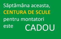 O centura de scule CADOU, la comenzi de sistem pluvial