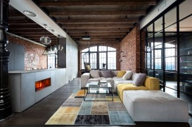 Stilul Loft - 7 trăsături esențiale ale stilului