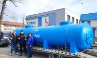 Rezervoare eliptice - soluția 1st Criber pentru irigații Principalele surse de apă destinate irigării culturilor sunt