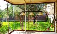 Sistemul glisant Slider pentru închiderea teraselor și balcoanelor Terasele închise cu sticlă securizată sunt absolut sigure
