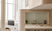 Spatiul unui fost depozit este acum o casa primitoare si confortabila Designerii de la Graux